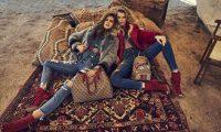 Модные аксессуары GUESS в рекламной кампании осень-2018