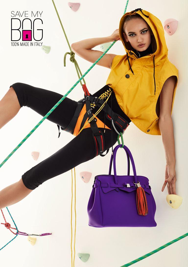 Лукбук коллекции сумок Save My Bag осень-зима 2018-2019 - фото 2