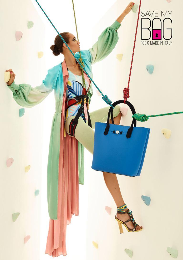 Лукбук коллекции сумок Save My Bag осень-зима 2018-2019 - фото 6