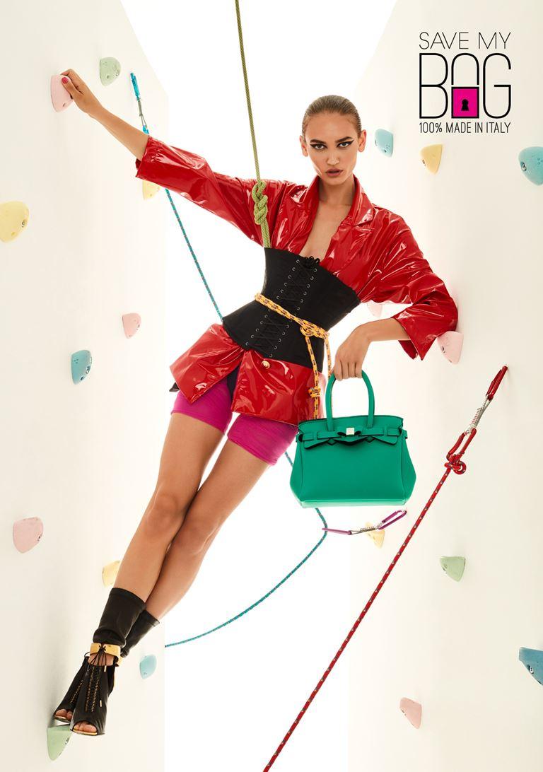Лукбук коллекции сумок Save My Bag осень-зима 2018-2019 - фото 7