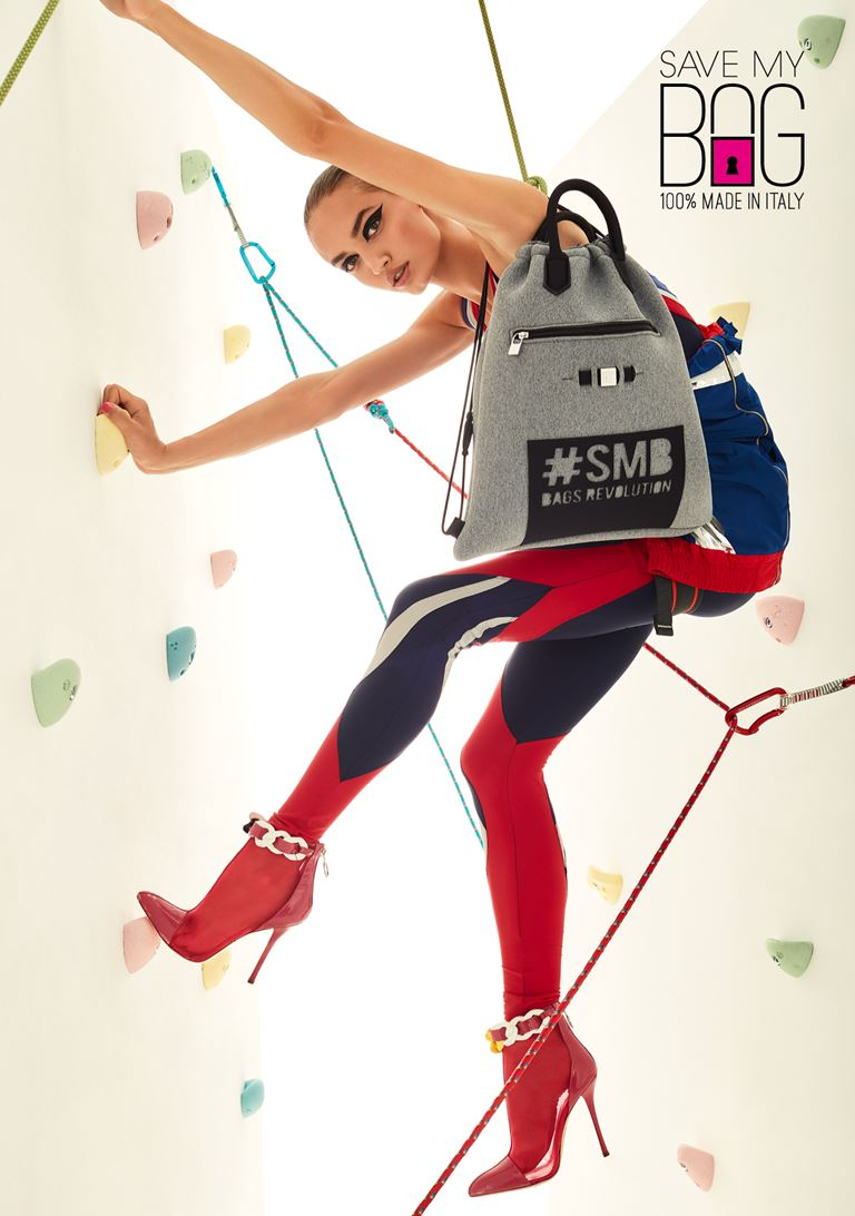 Лукбук коллекции сумок Save My Bag осень-зима 2018-2019 - фото 8