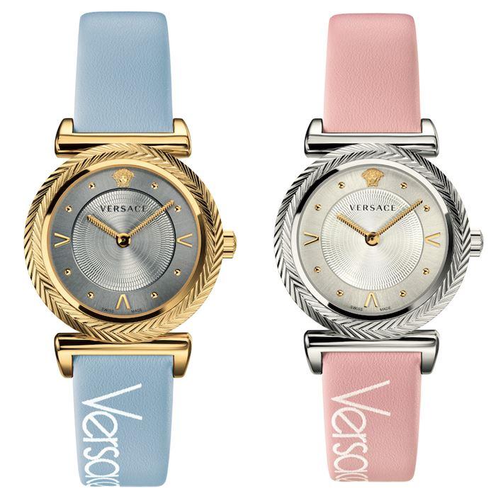 Коллекция наручных часов Versace осень-2018 - Часы V-MOTIF VINTAGE LOGO