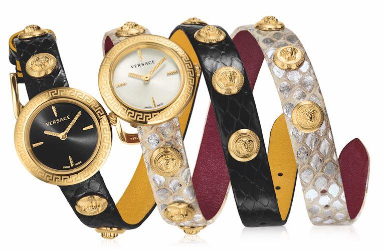Коллекция наручных часов Versace осень-2018 - Medusa Stud Icon
