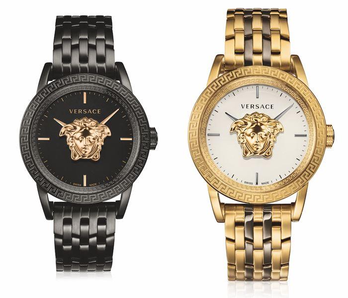 Коллекция наручных часов Versace осень-2018 - Часы PALAZZO EMPIRE