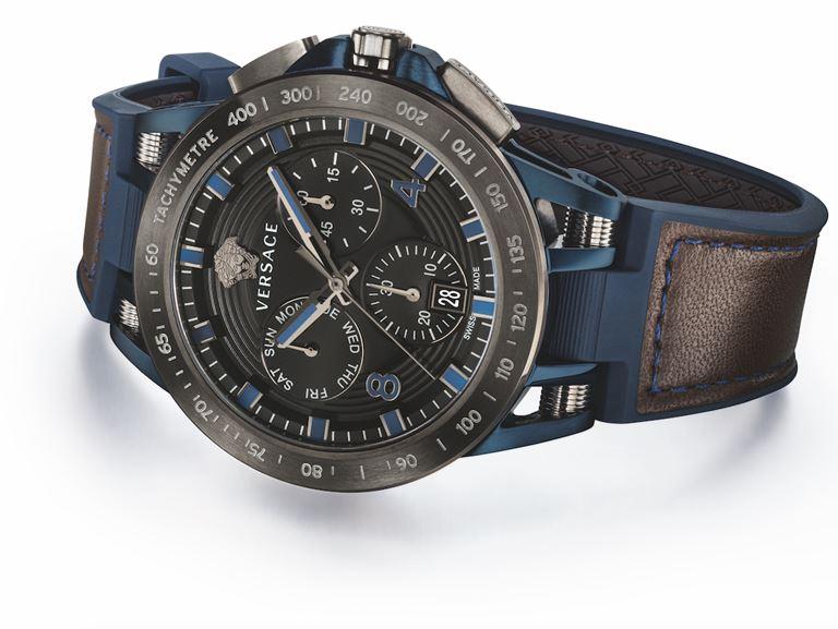 Коллекция наручных часов Versace осень-2018 - Часы SPORT TECH