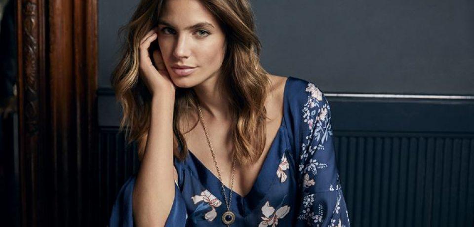 Women'secret представляет коллекцию нижнего белья Trendy Colour в модных осенних цветах