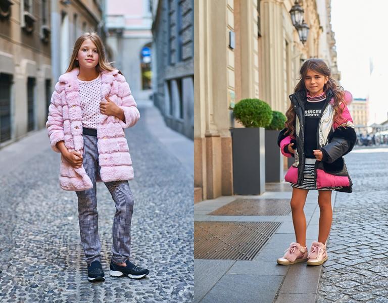 «Анти-принцесса» - детская коллекция Choupette для девочек осень-зима 2018-2019 - фото 5