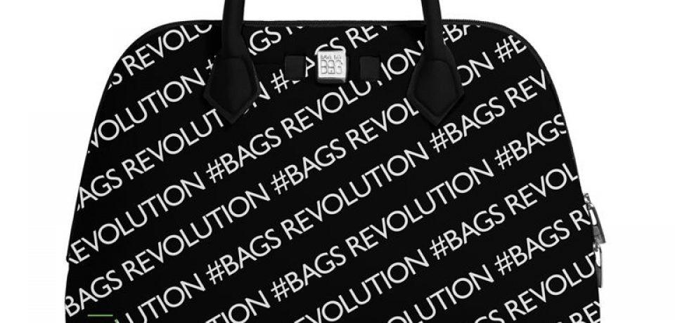 Сумка месяца: большой хэштег от Save My Bag