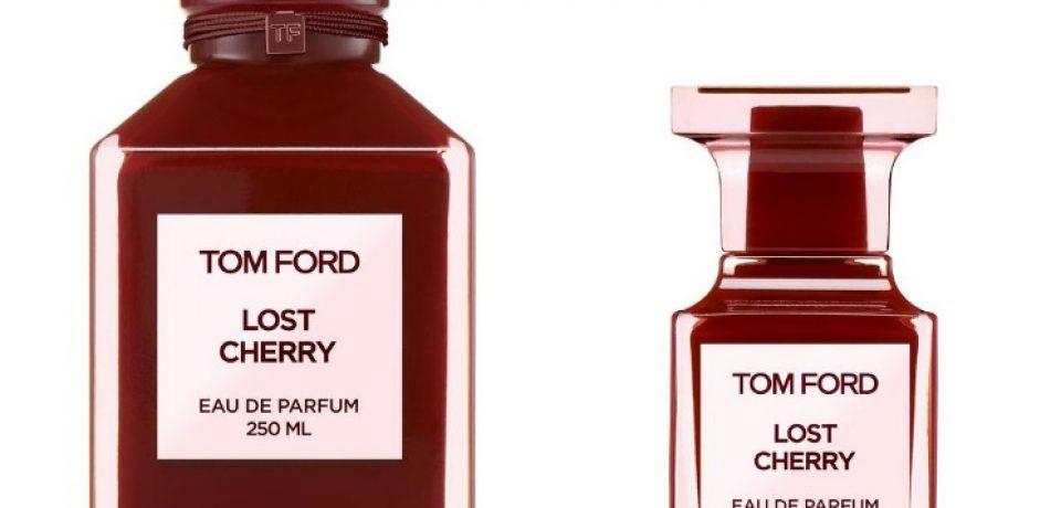 Lost Cherry – новый восточный гурманский аромат Tom Ford 2018