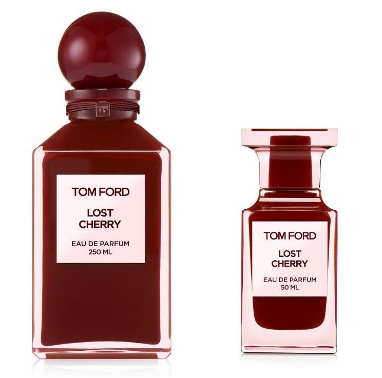 Lost Cherry – новый гурманский восточный аромат от Tom Ford