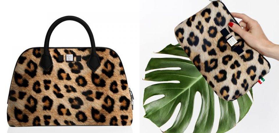 Капсульная коллекция сумок Save My Bag Urban Jungle