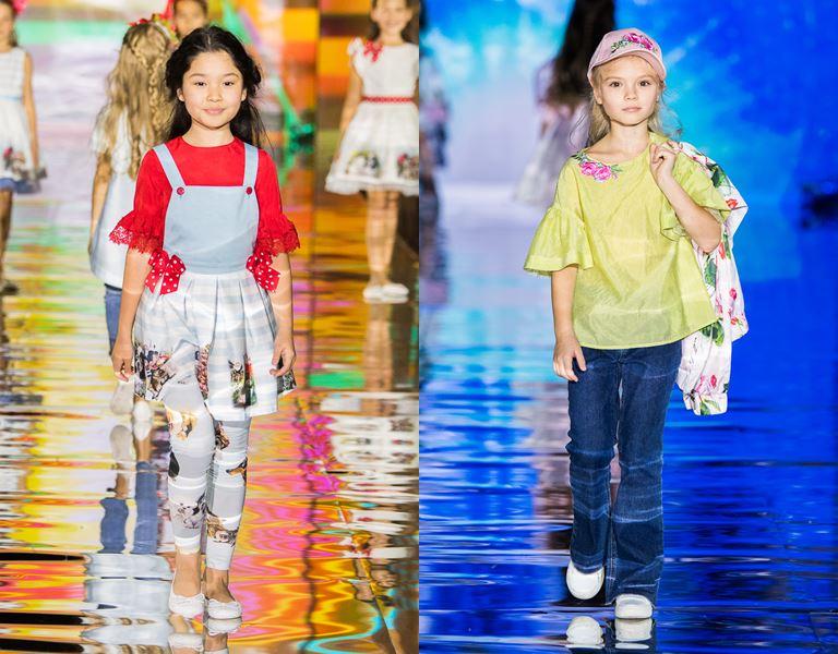 Коллекция для детей и подростков STILNYASHKA весна-лето 2019 - фото 18