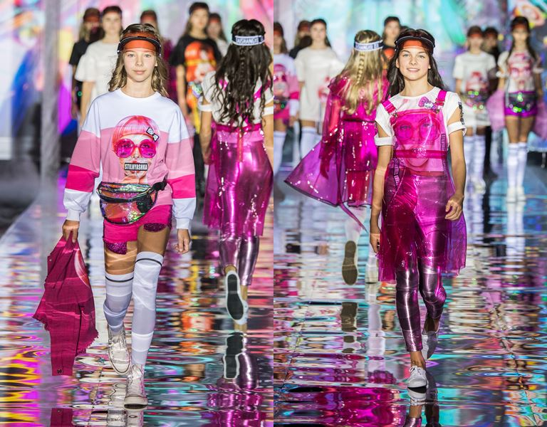 Коллекция для детей и подростков STILNYASHKA весна-лето 2019 - фото 28