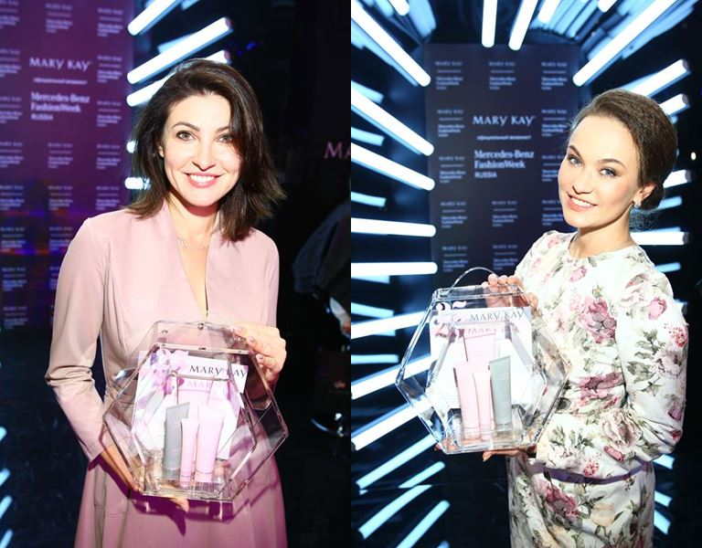 Анастасия Макеева и Мария Берсенева