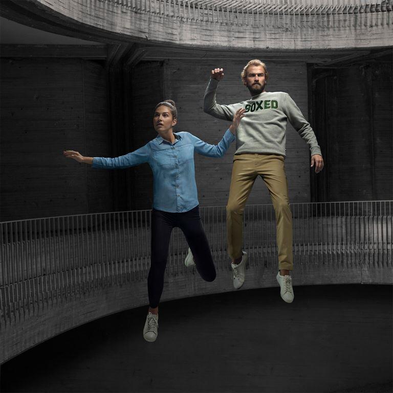 Джинсы и брюки чинос Springfield Zero Gravity, 100% Fit - фото 2
