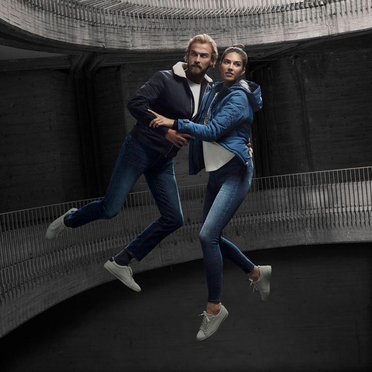 Джинсы и брюки чинос Springfield Zero Gravity, 100% Fit - фото 3