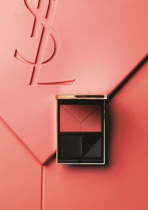 Yves Saint Laurent представляет румяна Couture Blush