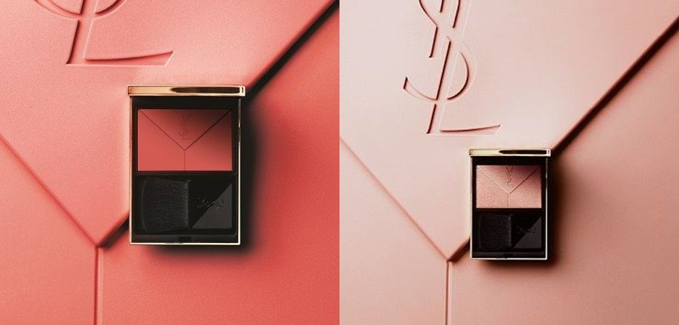Yves Saint Laurent представляет румяна Couture Blush и хайлайтер Couture Highlighter
