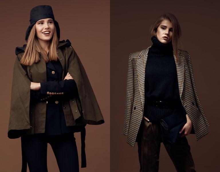 Женская коллекция LAKBI осень-зима 2018-2019 - фото 1