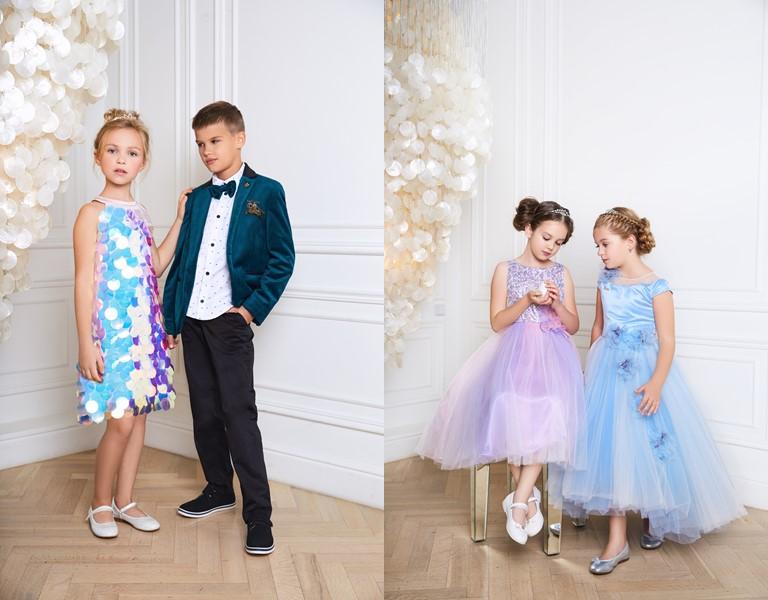 Детская праздничная коллекция «Церемония» от Choupette: - фото 1
