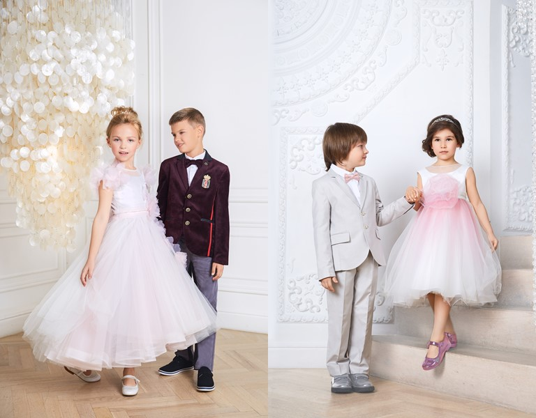 Детская праздничная коллекция «Церемония» от Choupette: - фото 2