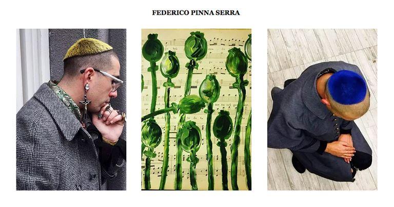 Выставка Fashion Art Technology в ЦСИ МАРС - Federico Pinna Serra