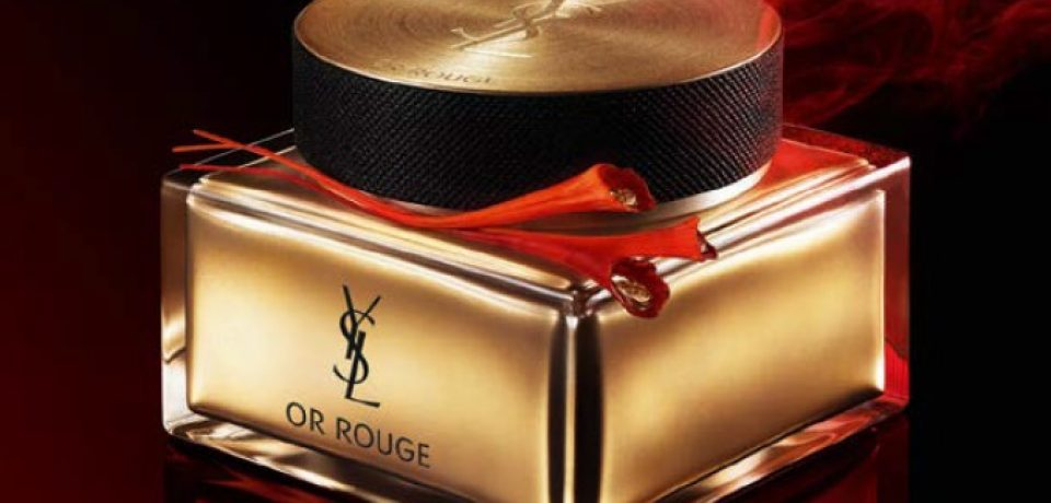 Новые средства Yves Saint Laurent Or Rouge