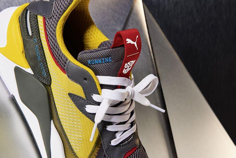 Кроссовки RS-X от Hasbro и Puma, посвящённые трансформерам - фото 1