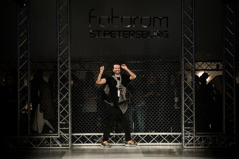 Futurum St. Petersburg: показ коллекции MATH