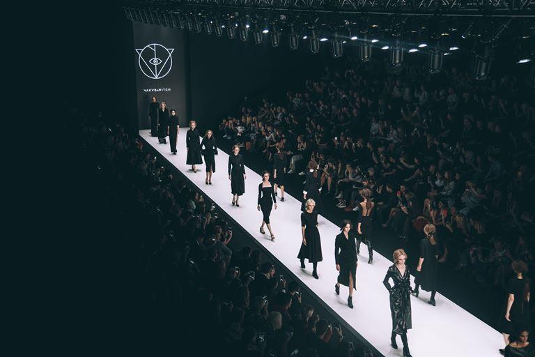 Mercedes-Benz Fashion Week Russia - дважды финалист престижных премий в области pr и коммуникаций