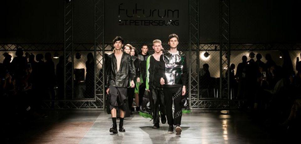 Futurum St. Petersburg: показ коллекции SNEZHANA NYC.