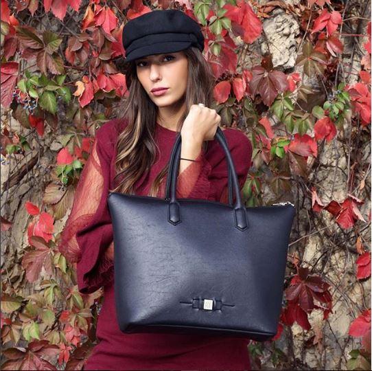 Капсульная коллекция сумок Madame от Save My Bag осень-2018 - фото 1