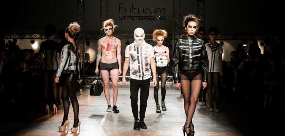 Futurum St. Petersburg: показ коллекции THEASH