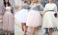 6 юбок, которые полным женщинам носить нельзя