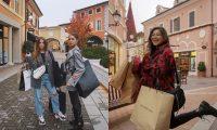 Скидка в аутлетах McArthurGlen с помощью модных инста-блогеров