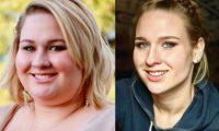 5 девушек, которые похудели на 30-100 кг