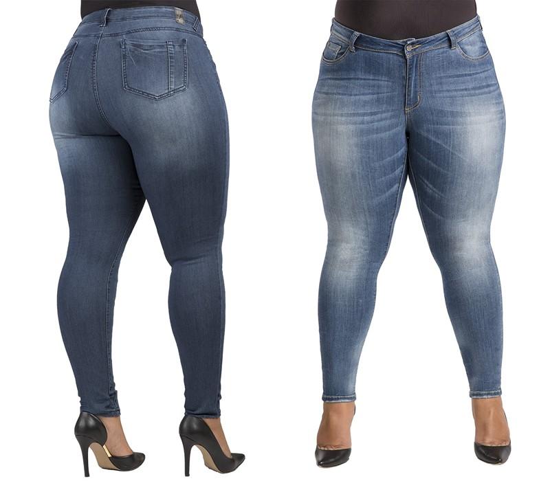 Джинсы для полных: стоит ли обтягиваться? - сильно облегающие джинсы слим