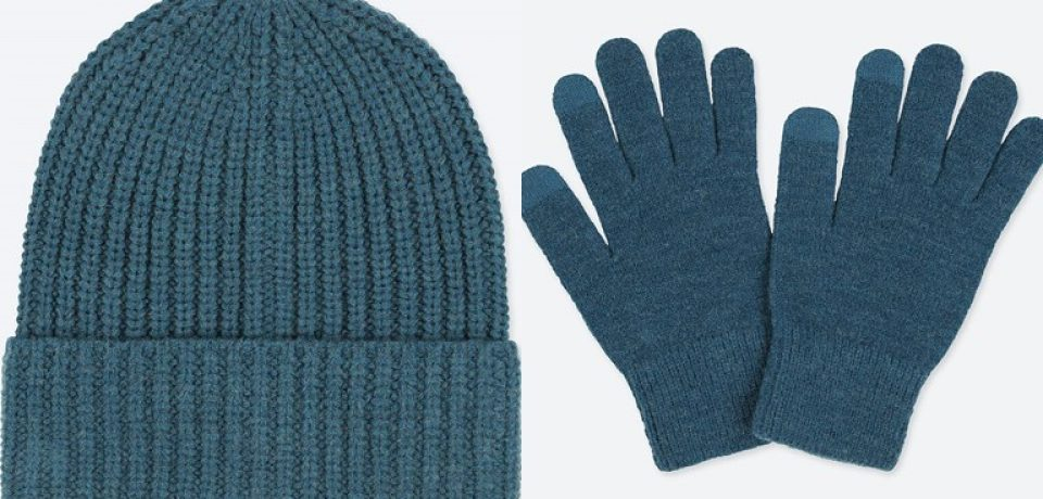 Идеи новогодних подарков от UNIQLO для женщин и мужчин