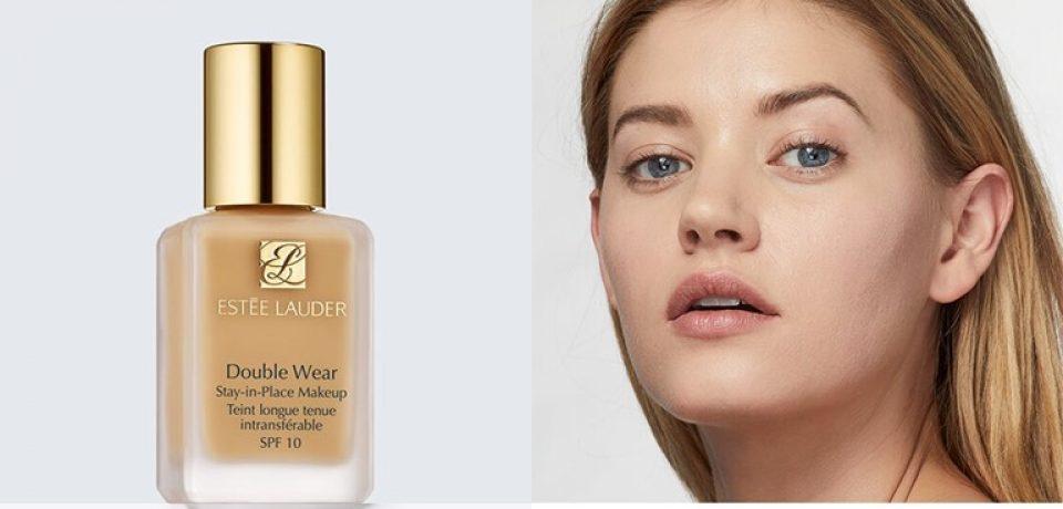 Новые оттенки тонального крема Estée Lauder Double Wear