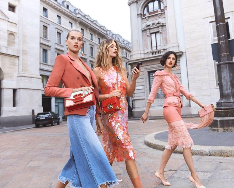 Рекламная кампания Elisabetta Franchi весна-лето 2019 - фото 11
