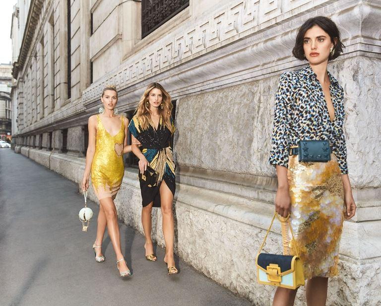 Рекламная кампания Elisabetta Franchi весна-лето 2019 - фото 12