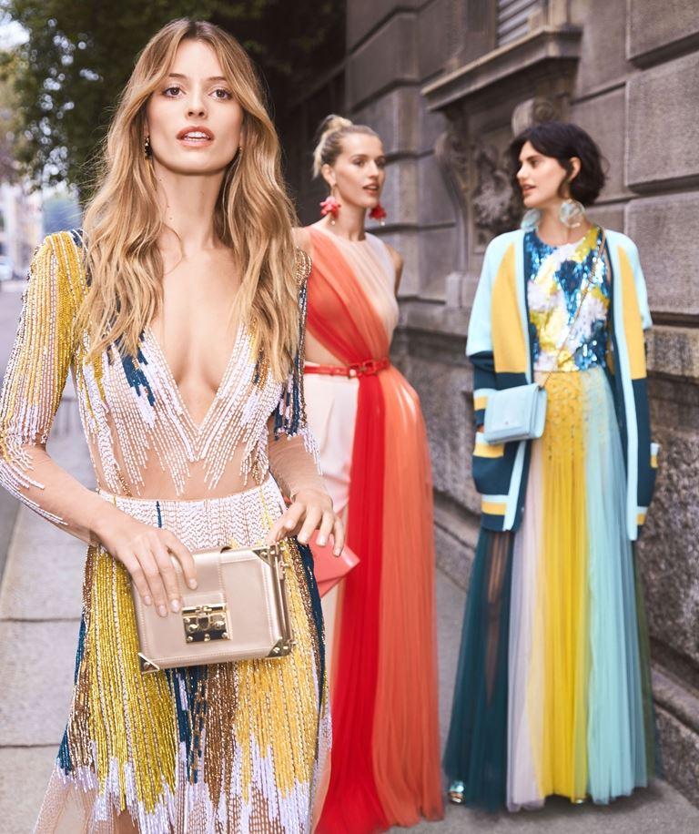 Рекламная кампания Elisabetta Franchi весна-лето 2019 - фото 2