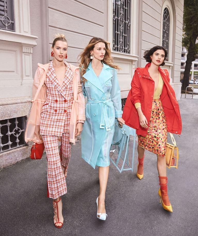 Рекламная кампания Elisabetta Franchi весна-лето 2019 - фото 3
