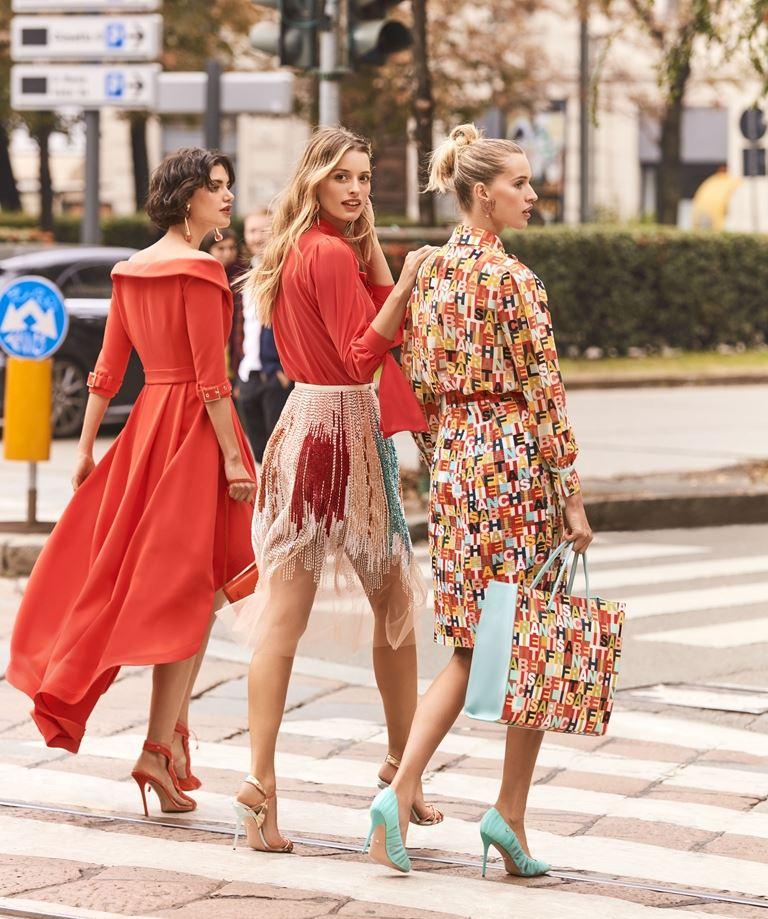 Рекламная кампания Elisabetta Franchi весна-лето 2019 - фото 5