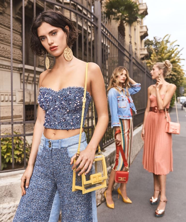 Рекламная кампания Elisabetta Franchi весна-лето 2019 - фото 6
