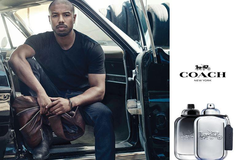 Рекламная кампания мужской коллекции Coach весна-лето 2019 - фото 1