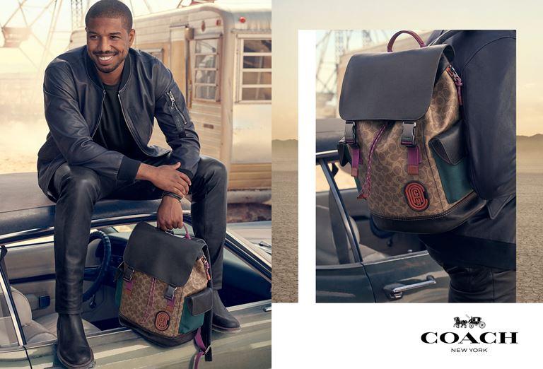 Рекламная кампания мужской коллекции Coach весна-лето 2019 - фото 5