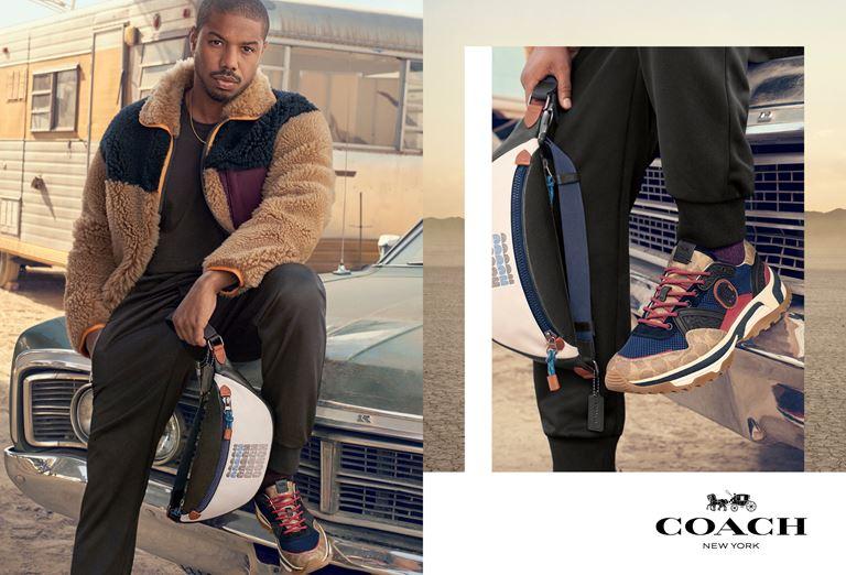 Рекламная кампания мужской коллекции Coach весна-лето 2019 - фото 2