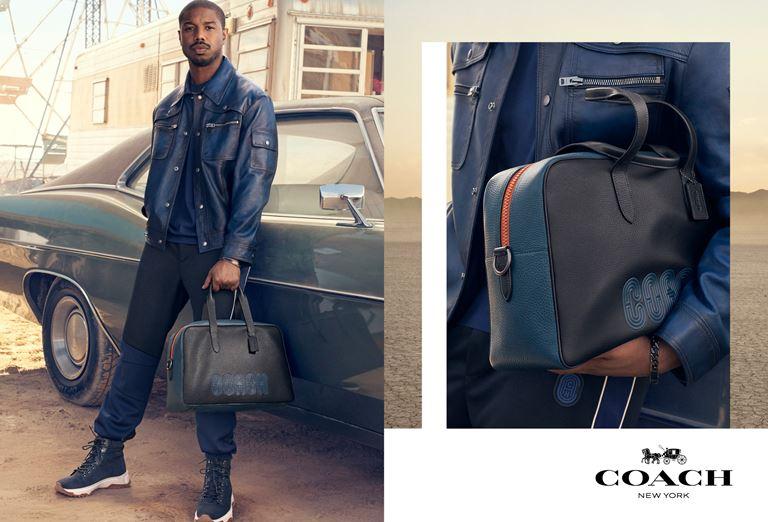 Рекламная кампания мужской коллекции Coach весна-лето 2019 - фото 4