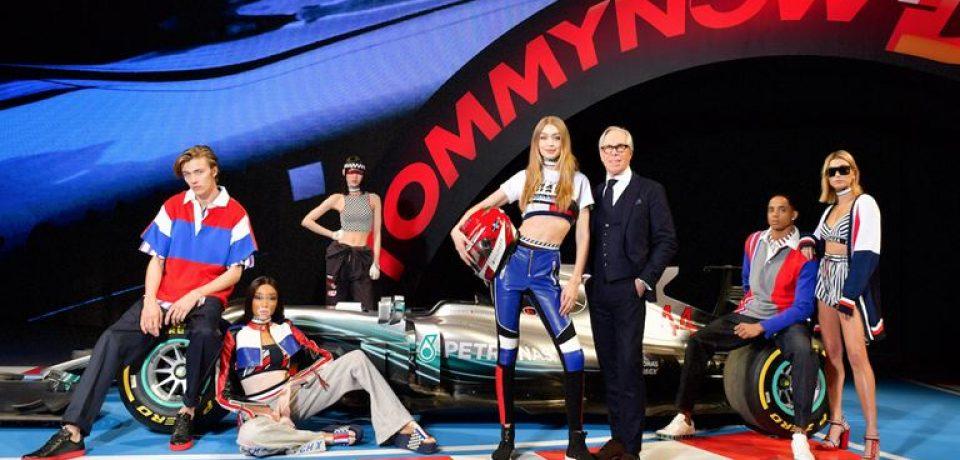 Tommy Hilfiger проведет показ TommyNow сезона весна-лето 2019 в Париже